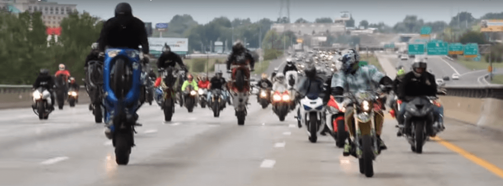 Motorrijden doe je samen