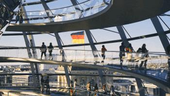 Reichstag-gebouw-Berlijn