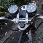MZ Motorfiets kockpit